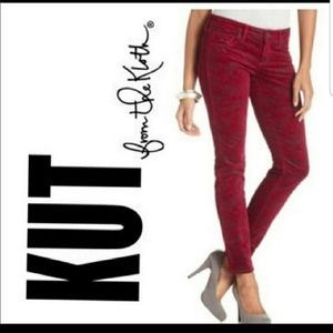 Kut from the cloth MIA skinny toothpick Jeans